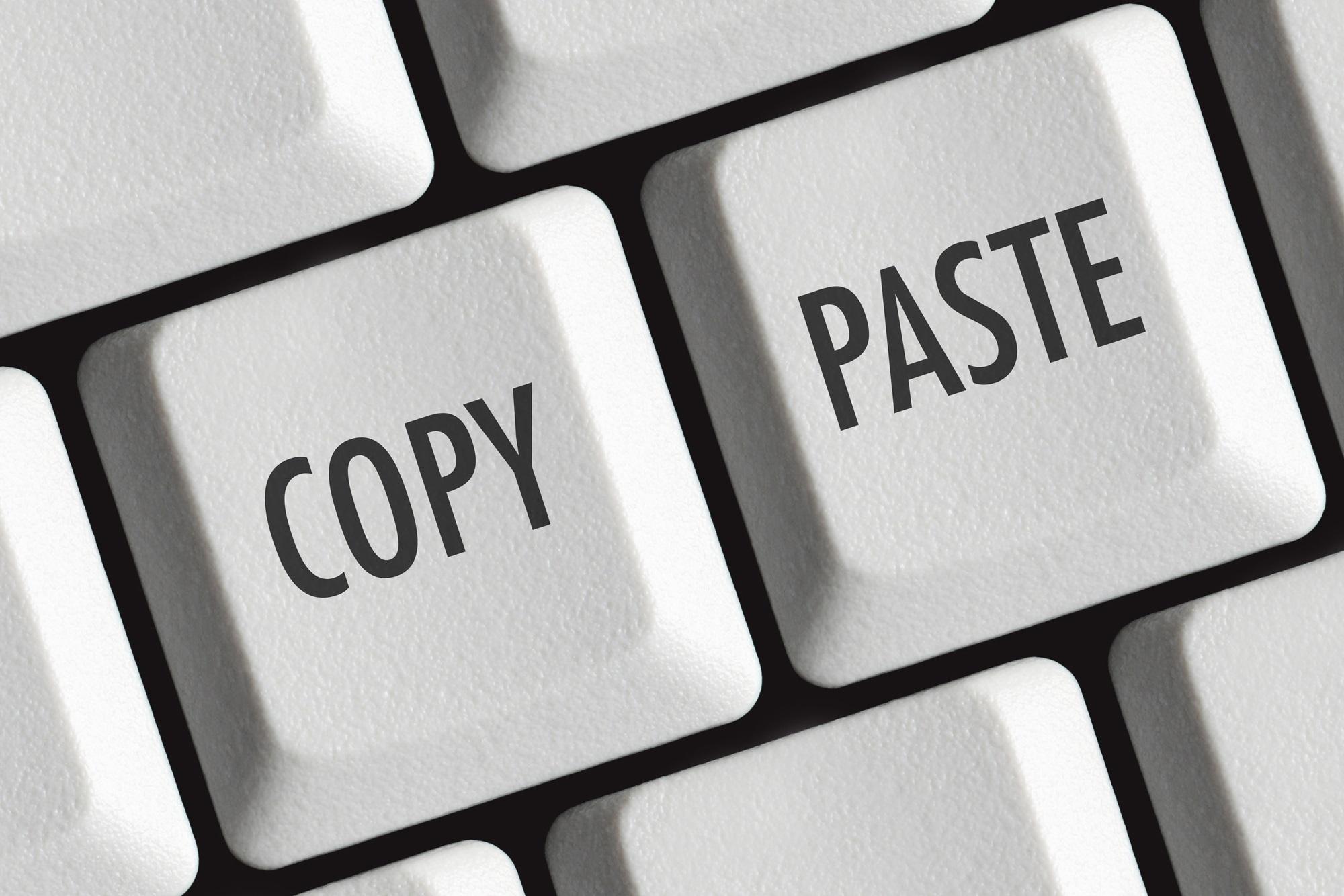 les règles relatives à la prévention et la lutte contre le plagiat.
