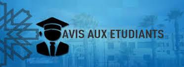 AVIS AUX ETUDIANT DE FIN DE CYCLE