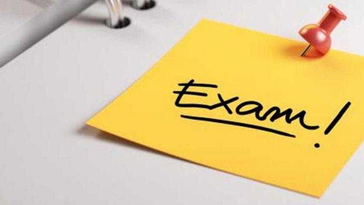 Planning des Examens du semestre 02  1ère Année GP